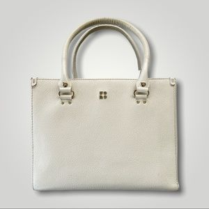 Kate Spade Quinn Tote in Off-white